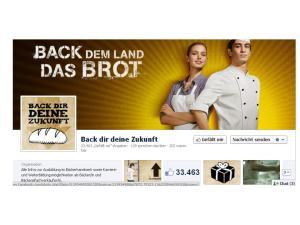 Facebook Page der Kampagne